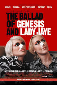 The Ballad of Genesis and Lady Jaye (2012)