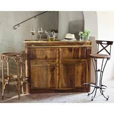 mobilier de bistrot meuble de bar lubéron bars pinterest meuble de bar bar et