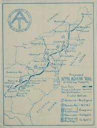 Pacific Crest Trail Washington Map by How To Thru Hike The Appalachian Trail A 101 Guide