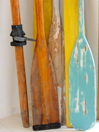 more oars in store lovely old rustic pair made in sydney 50