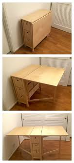 diy craft armoire with fold out table diy foldable craft table craft woodworking and woods