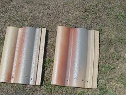 alberson u0027s tile roof glaze inc color matching discontinued roof
