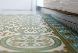 free shipping tiles pattern decorative pvc vinyl mat linoleum