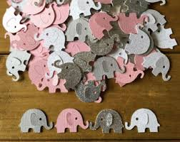 ideas for girl baby shower elephant baby shower etsy