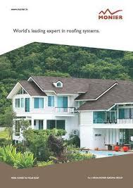 Monier Roof Tiles Monier Roof Tiles Designer Tiles European And Far Eastern S S