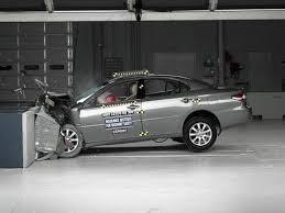 lexus tests 2002 lexus es 300 moderate overlap iihs crash test
