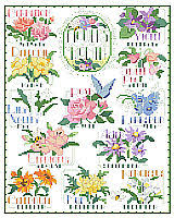Flowers Of The Month Kooler Design Studio