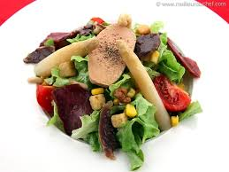 cuisine landaise landaise salad our recipe with photos meilleurduchef com