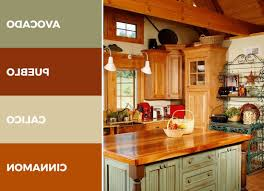 hickory kitchen cabinet design ideas 40 best kitchen wall paint colors with hickory cabinets