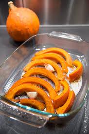 cuisiner le potimarron au four potimarron rôti au four