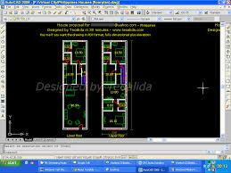 house plans for 50 foot wide lots narrow lot house plans modern ideas design colors