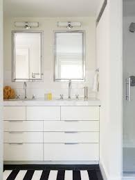 Double Sink Vanities For Small Bathrooms by Small Double Sink Vanity Bathroom Contemporary With Bathroom