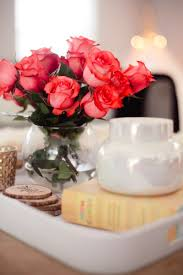 coffee table tray decor for real life fresh mommy blog fresh