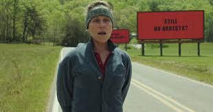 Seeking Trailer Espaã Ol See Frances Mcdormand Spar In Three Billboards Trailer Martin