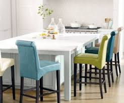 colorful kitchen chairs 18 colorful bar stools for your family kitchen