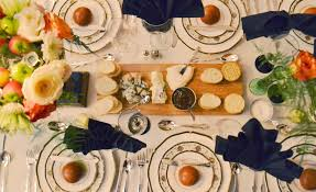 Beautiful Place Settings Party Reveal Kid Friendly Thanksgiving Table Decorating Fall Place