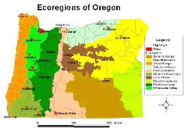 oregon soil map oregon map