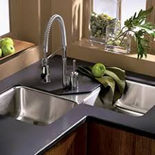 Shop Kitchen  Bar Sinks At Lowescom - Kohler corner kitchen sink