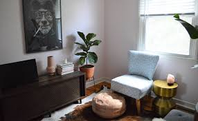 Home Tour Leigh Fager U0027s Eclectic Double Duty Den U2014 Ideas From Sauder