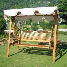 Swing Cushion Replacements by Patio Ideas Hanging Wood Bench Love Seat Chair Swing Patio