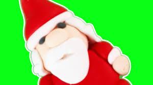 make your own santa claus keyring christmas crafts ideas to make
