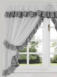 black and white buffalo check curtains blankets u0026 throws ideas