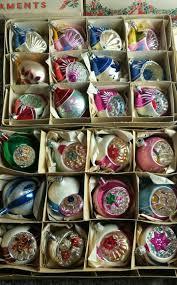1533 best vintage christmas ornaments images on pinterest