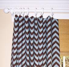 Chevron Navy Curtains Brown And Blue Curtains Walmart Sheer Curtains Brown Sheer