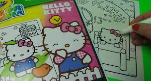 fun crayola colour kitty magic