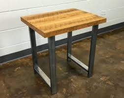 Reclaimed Wood Side Table Reclaimed Wood Side Table 2 Level Coffee Table Plank Coffee