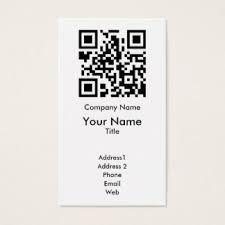 barcode business cards u0026 templates zazzle