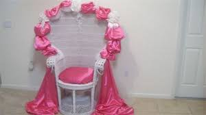 chair covers for baby shower baby shower chair for rent