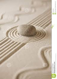 Mini Zen Rock Garden Mini Zen Garden Stock Photo Image Of Concentration Buddhism