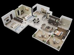 100 2 bhk home design layout best 25 small house plans