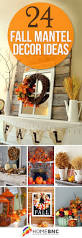 thanksgiving mantel 24 best fall mantel decorating ideas and designs for 2017