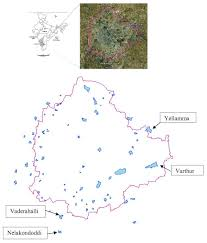 Ces Map Influence Of Catchment Land Cover Dynamics On The Physical