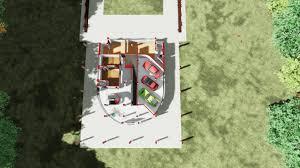 villa savoye floor plan designing villa savoye with a bim software biblus en