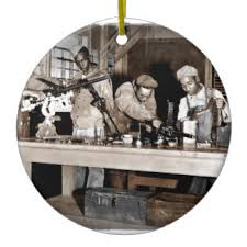 americans wwii ornaments keepsake ornaments zazzle