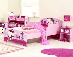 Hello Kitty Bedroom Set Also With A Baby Girl Bedroom Ideas - Baby girl bedroom ideas decorating