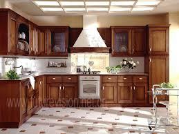 cuisine bois massif meuble de cuisine en bois massif fabulous la cuisine en bois