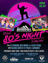 8o s 10th annual 80 s night sponsored by pabst next adventure