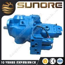 daewoo doosan hydraulic pump daewoo doosan hydraulic pump