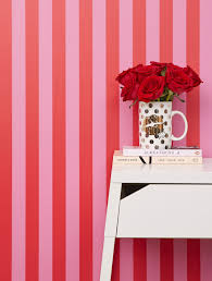 Pink Removable Wallpaper by Deck Your Walls With These Betsey Johnson Wallpapers Brit Co