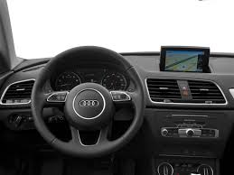 audi dashboard 2017 2017 audi q3 price trims options specs photos reviews