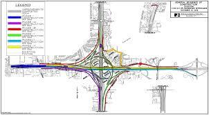 Okc Map Interstate Guide Interstate 240 Oklahoma