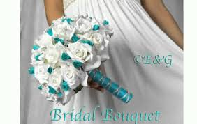how to make a wedding bouquet silk flower bridal bouquets