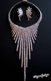 all swarovski crystal necklace images Best 25 ballroom jewelry ideas latin dance jpg