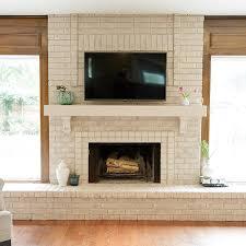 diy fireplace makeover room u0026 soul