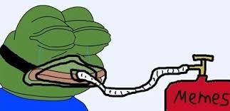 meme life support feels bad man sad frog know your meme