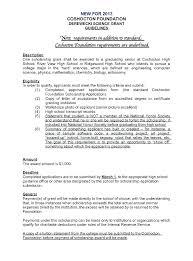 scholarship resume exle scholarship resume cliffordsphotography